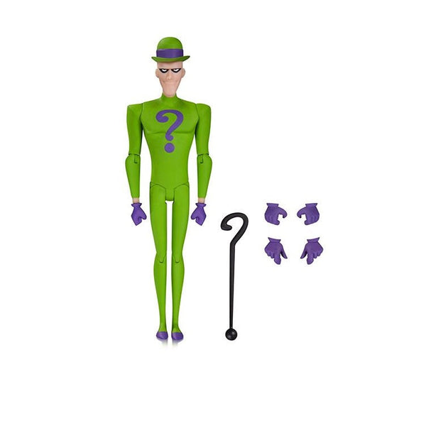 Batman Animated Series/New Batman Adventures - Riddler - DC Collectibles - Woozy Moo