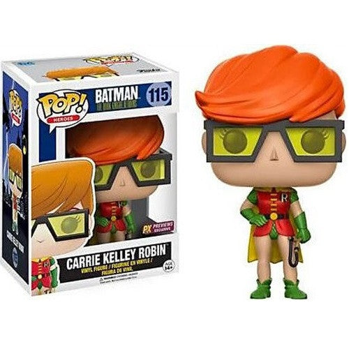 Robin (Carrie Kelly) Batman The Dark Knight Returns Pop! Vinyl Figure Exclusive DC