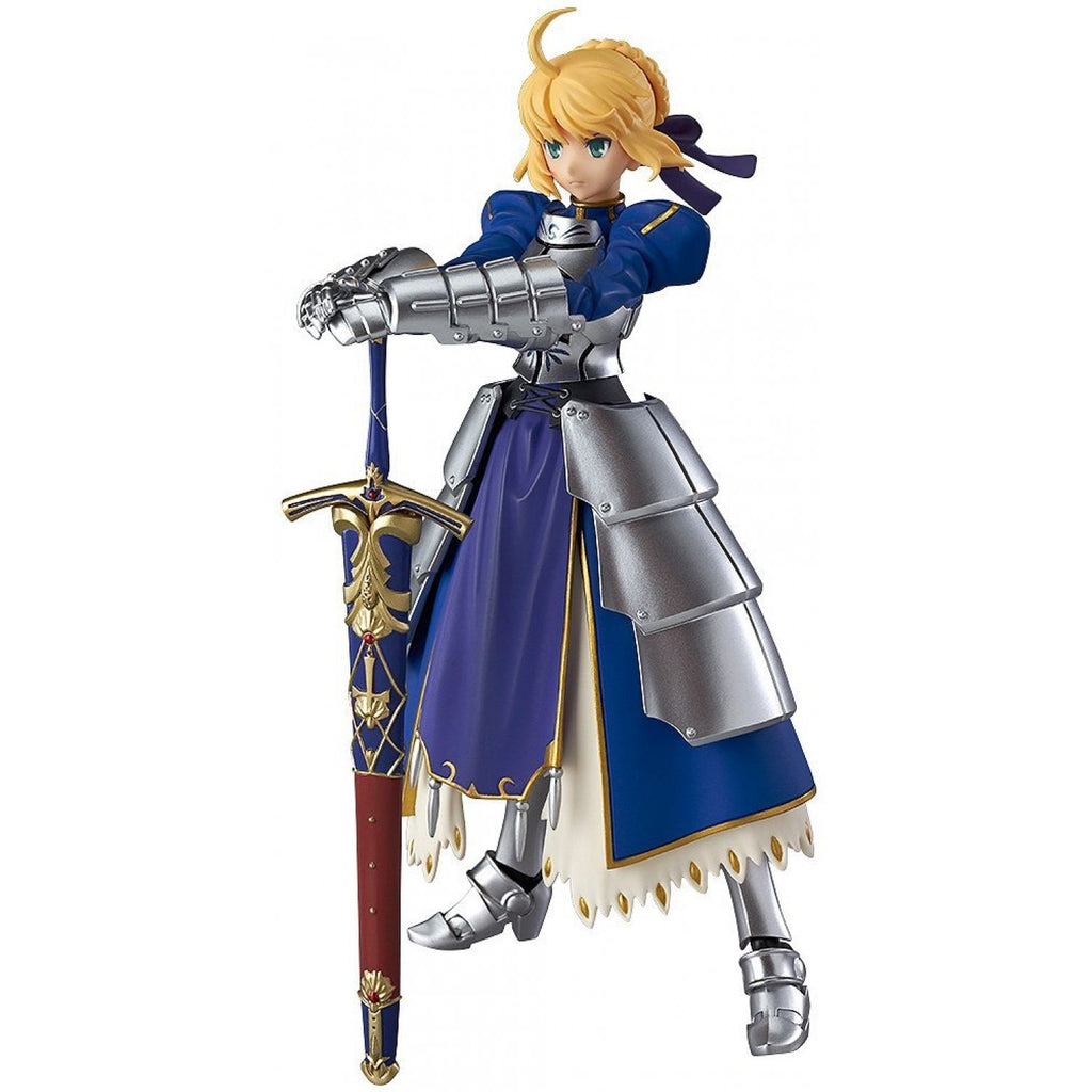 Fate/stay night - Saber 2.0 figma (Re-run) - Max Factory - Woozy Moo - 1