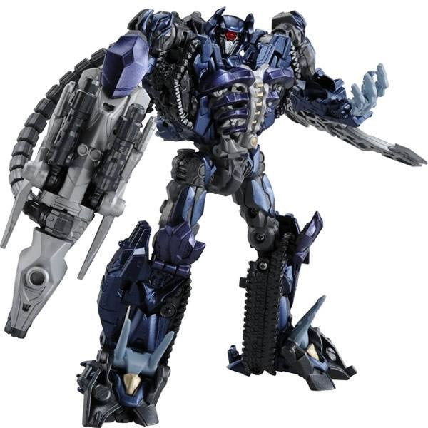 Shockwave - Transformers Movie 10th Anniversary Figure - MB-04 - Takara - Woozy Moo - 1