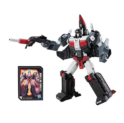 Transformers Generations Titans Return Leader Class - Sky Shadow