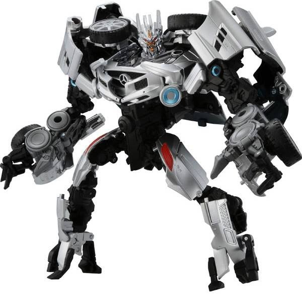 Transformers Movie 10th Anniversary Figure - Soundwave - MB-07 - Takara - Woozy Moo - 1