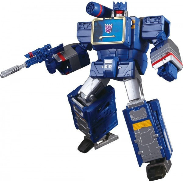 Transformers Legends Soundwave (LG36) - Takara - Woozy Moo - 1