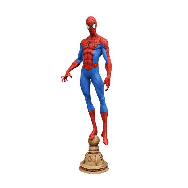 Marvel Gallery Statue - Spider-Man - Diamond Select - Woozy Moo