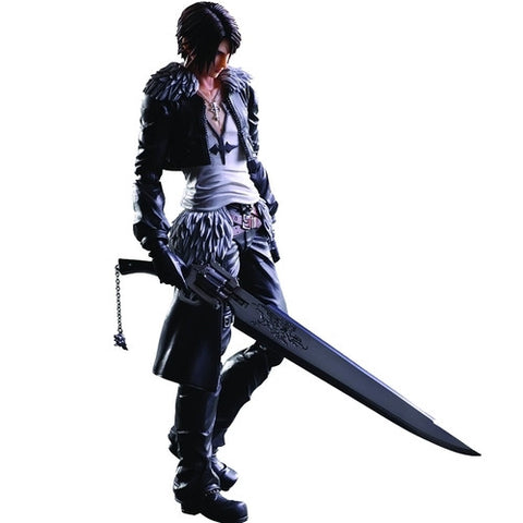 Final Fantasy Dissidia - Play Arts Kai - Squall Leonhart