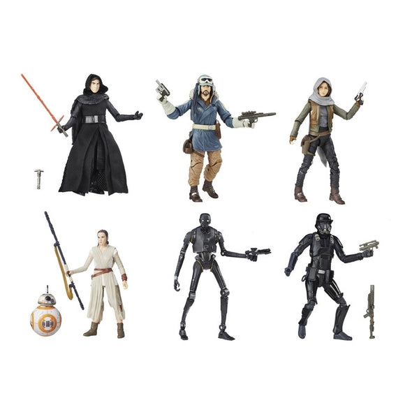 Star Wars Rogue One - Black Series 6'' Wave 7 Case - Hasbro - Woozy Moo - 1