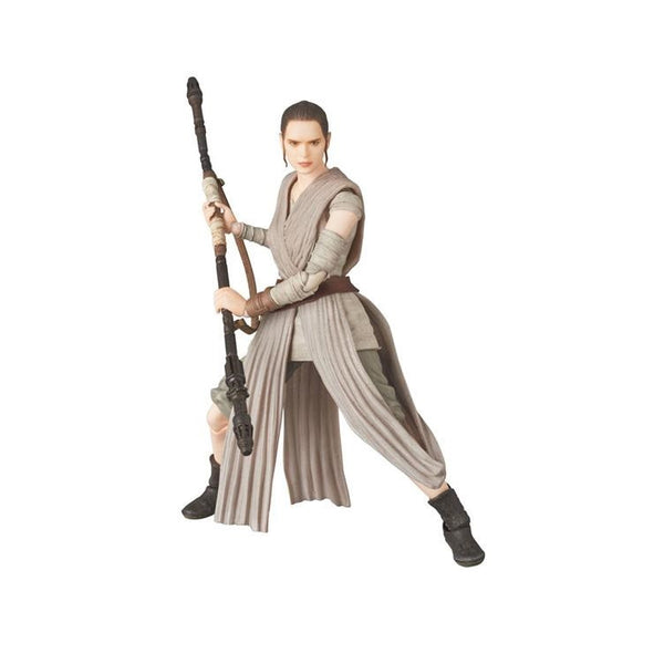 Star Wars - The Force Awakens - Rey MAF EX Action Figure - Medicom - Woozy Moo - 1