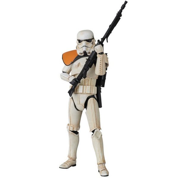 Sandtrooper | Star Wars | MAFEX No. 040 (Miracle Action Figure) | Medicom | Woozy Moo