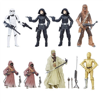 "Star Wars - Black Series 6"" 40th Anniversary Figure Wave 2 - Case of 8"