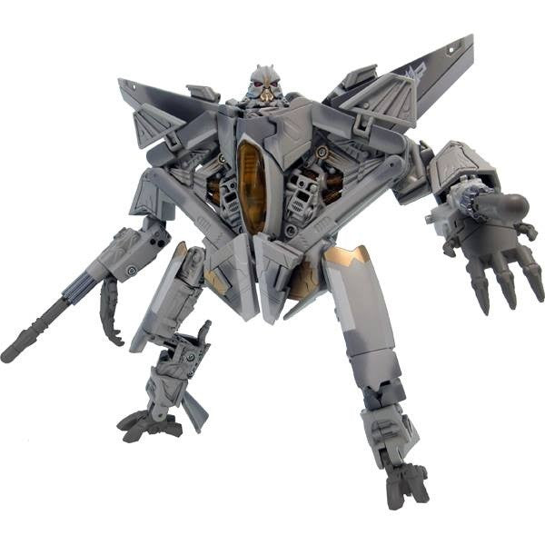 Transformers Movie 10th Anniversary Figure - Starscream - MB-08 - Takara - Woozy Moo - 1