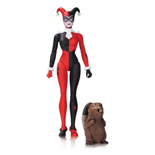 DC Comics Designer Series Harley Quinn Action Figure by Amanda Conner - DC Collectibles - Woozy Moo