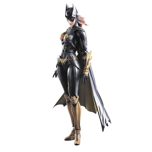 "Batman Arkham Knight - Play Arts Kai - 10"" Batgirl - Square Enix - Woozy Moo - 1"