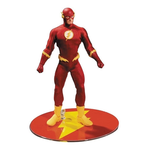 DC Comics - One:12 Collective - Flash - Mezco - Woozy Moo - 1
