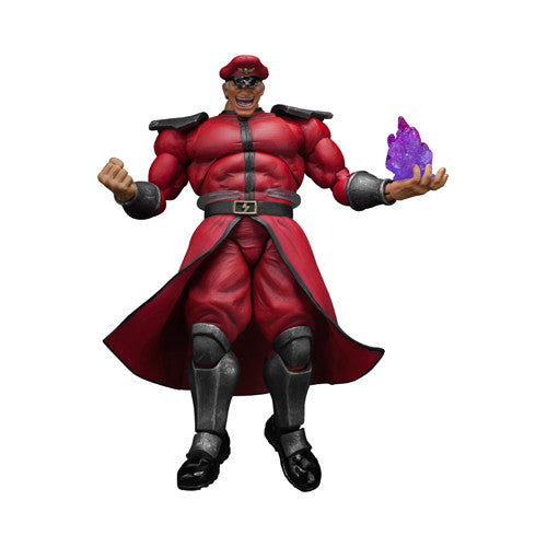 Street Fighter V - M. Bison 1/12 Action Figure - Storm Collectibles - Woozy Moo - 1