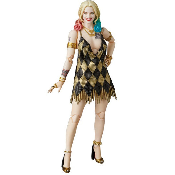 Suicide Squad: Harley Quinn Dress Version MAF EX Action Figure - Medicom - Woozy Moo - 1