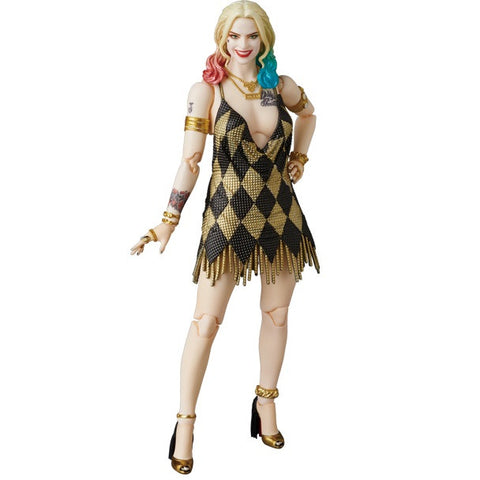 DC Films - Suicide Squad - Harley Quinn Dress Version MAF EX Action Figure