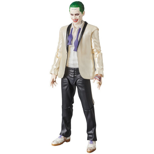 DC Films - Suicide Squad - Joker - Suit Version - MAF EX Action Figure - Medicom - Woozy Moo - 1