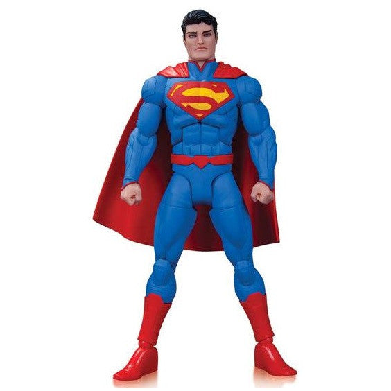 DC Comics Designer Series Superman Action Figure by Greg Capullo - DC Collectibles - Woozy Moo