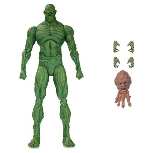 "DC Comics Icons Swamp Thing - Dark Genesis 6"" Figure - DC Collectibles - Woozy Moo"