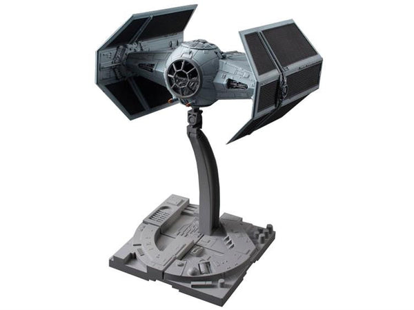 Star Wars Plastic Model Kit - 1/72 scale TIE Advanced x1 - Bandai - Woozy Moo - 1
