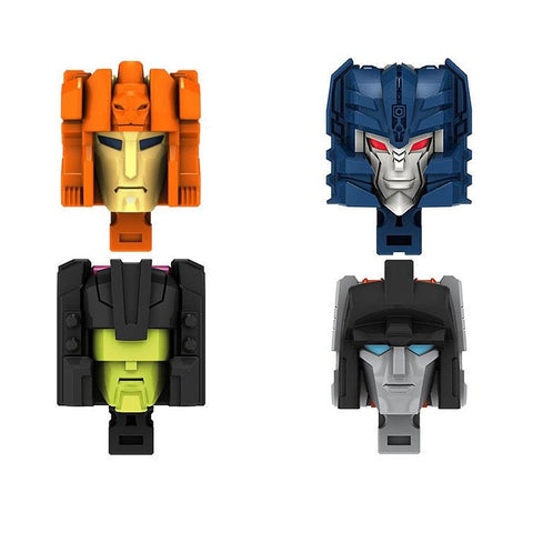 Transformers Titans Return Titan Masters - Wave 3 Set of 4