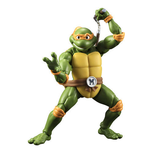 Teenage Mutant Ninja Turtles S.H.Figuarts - Michelangelo - Bandai - Woozy Moo - 1