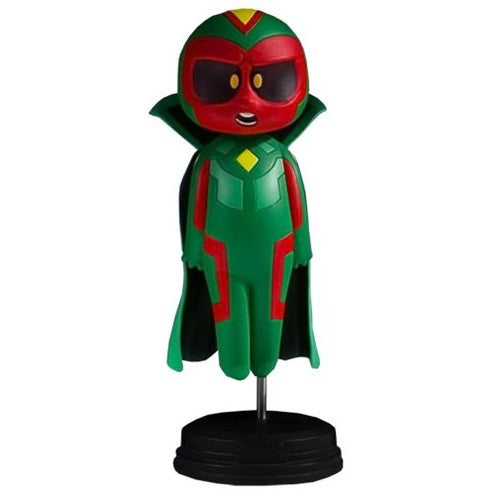 Marvel Animated Statue - Vision - Gentle Giant Skottie Young