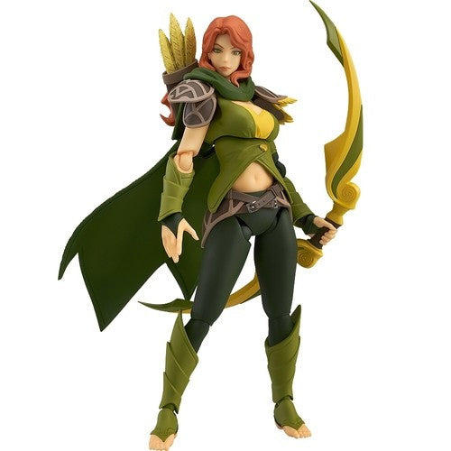 Defense of the Ancients (Dota) 2: Windranger Figma - Good Smile Company - Woozy Moo - 1