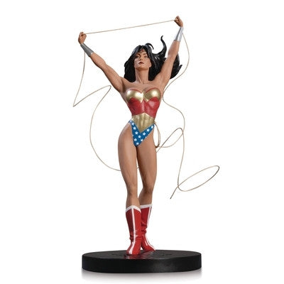 DC Comics Designer Series Statue - Wonder Woman by Adam Hughes - DC Collectibles - Woozy Moo