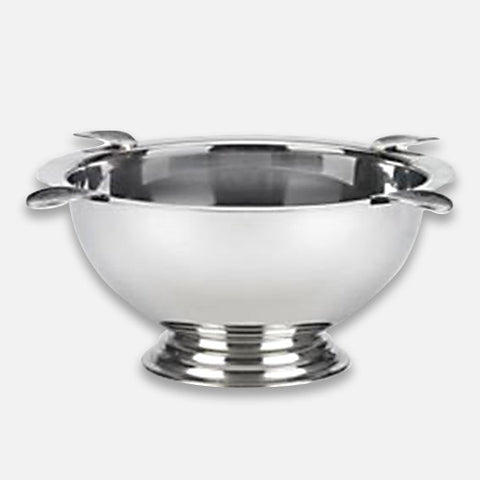 Stinky Cigar Stainless Ashtray: 4 Stirrup Tall
