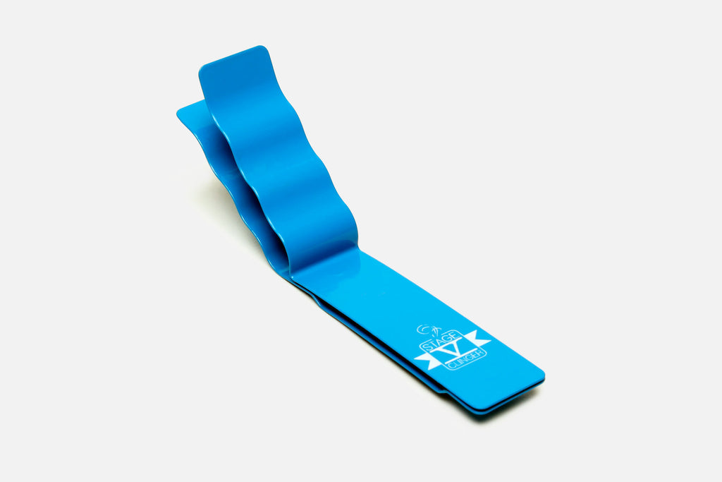 Stage-V Cigar Clinger/Holder Blue