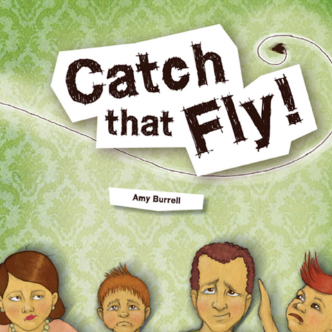 Book - Catch that fly - Furniture and Homewares Upper Hutt
