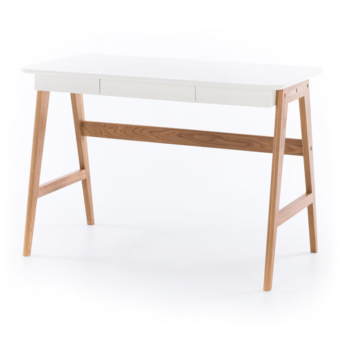 Radius Desk - White