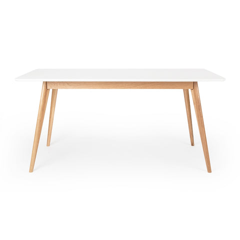 Radius Dining Table 1600x800 - Furniture and Homewares Upper Hutt