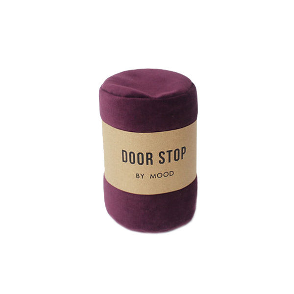 Door Stop - Violet Velvet - Furniture and Homewares Upper Hutt