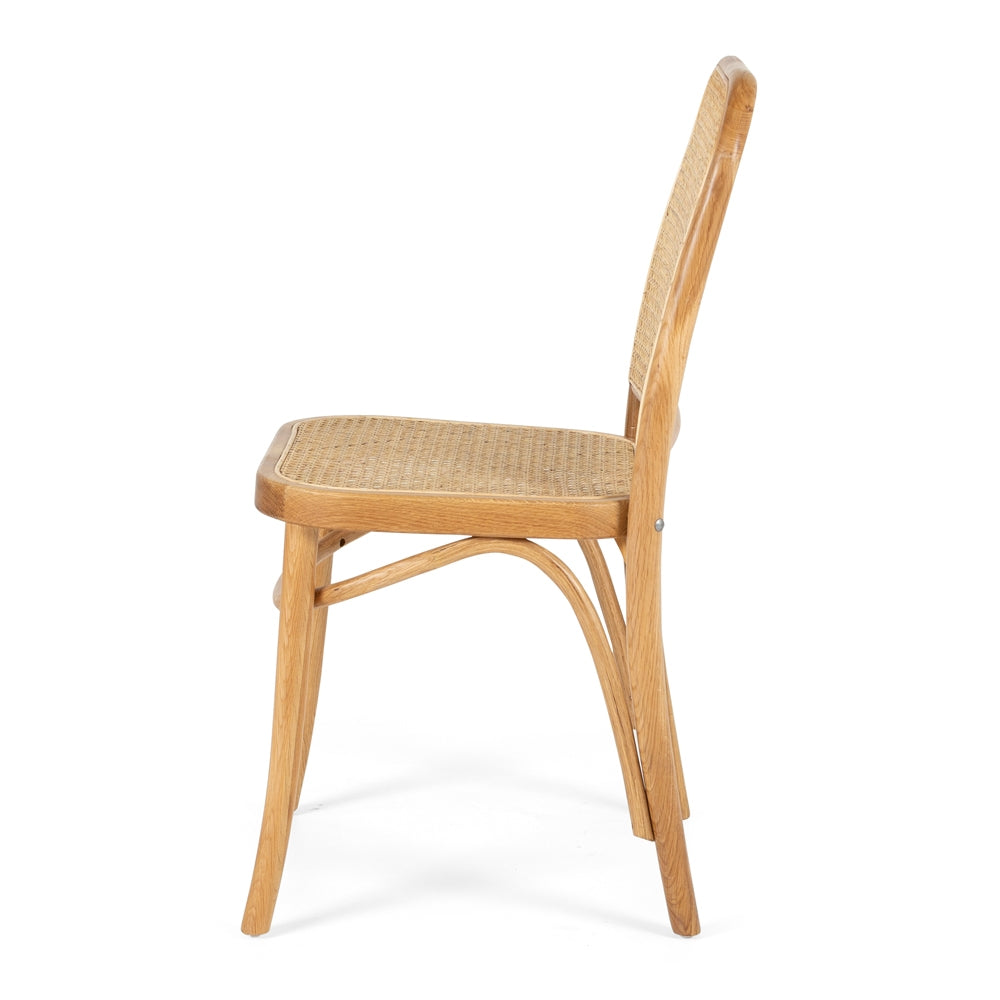 Hoffmann Dining Chair - Oak