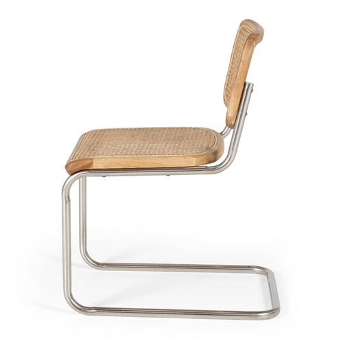 Breuer Dining Chair - Natural Oak