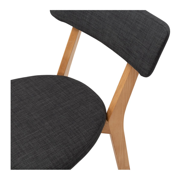 Prego Dining Chair Dark Grey *PREORDER*