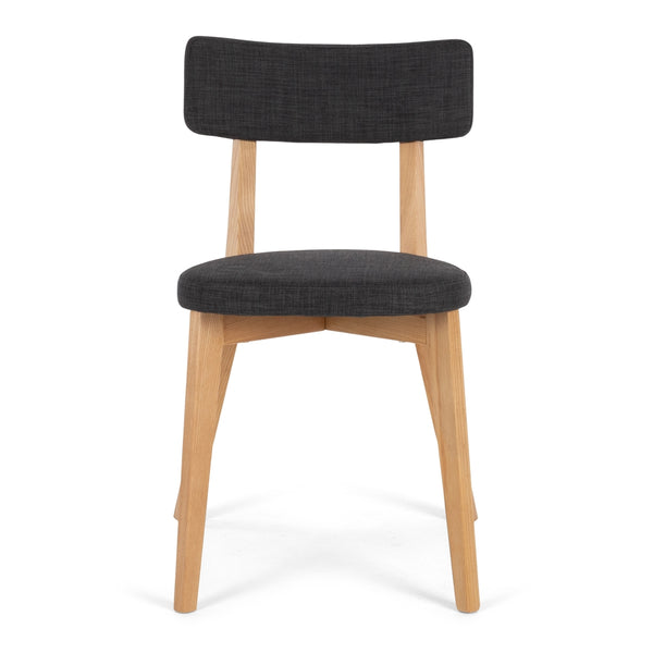 Prego Chair Dark Grey - Furniture and Homewares Upper Hutt