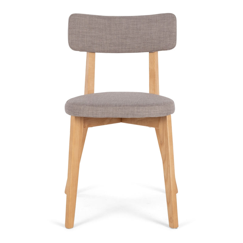 Nils Dining Chair - Light Grey