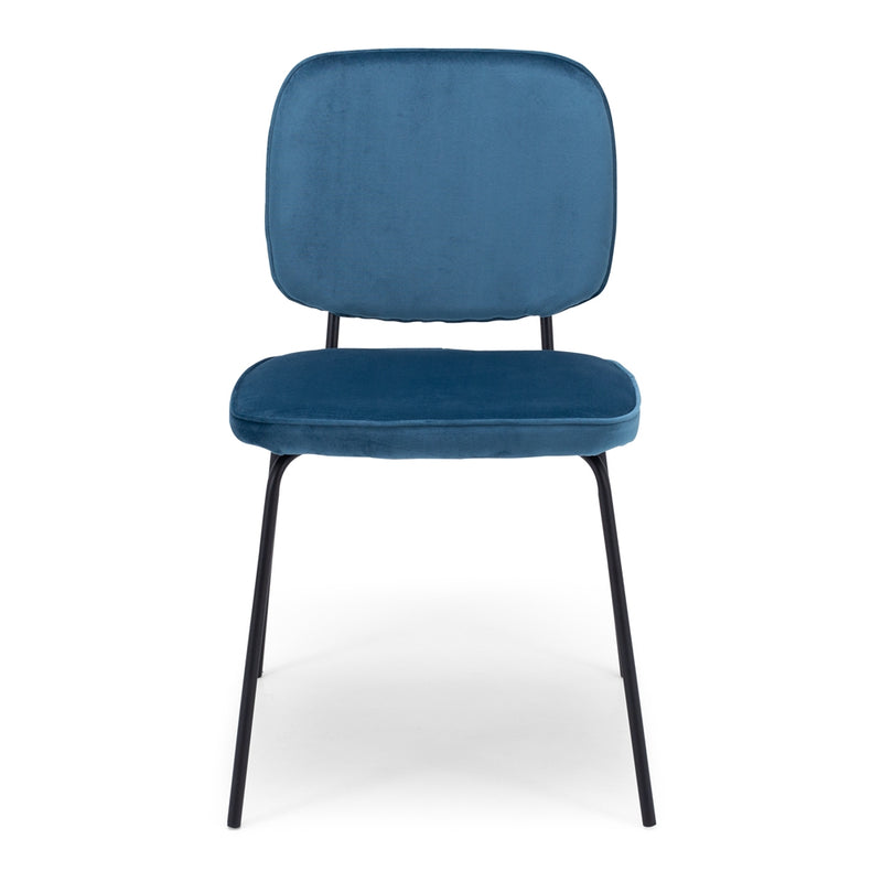 Benny Dining Chair - Ocean Blue *PREORDER*