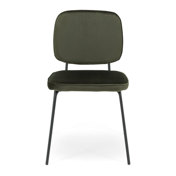 Clyde Dining Chair - Olive