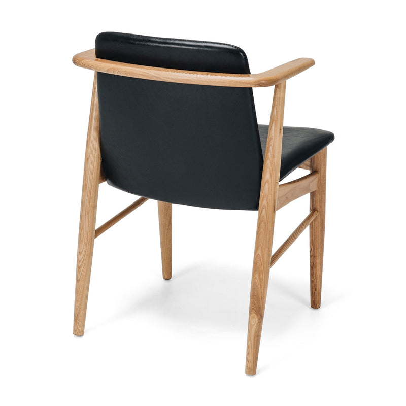 Flores Dining Chair - Black *PREORDER* - Furniture and Homewares Upper Hutt