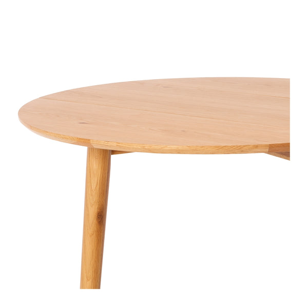 Nordik Dining Table - Dropleaf Round *PREORDER*