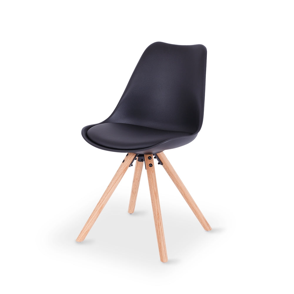 Orbit Dining Chair - Black