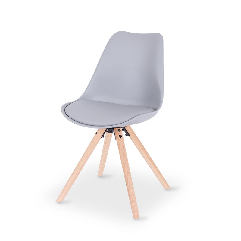 Orbit Dining Chair - Grey