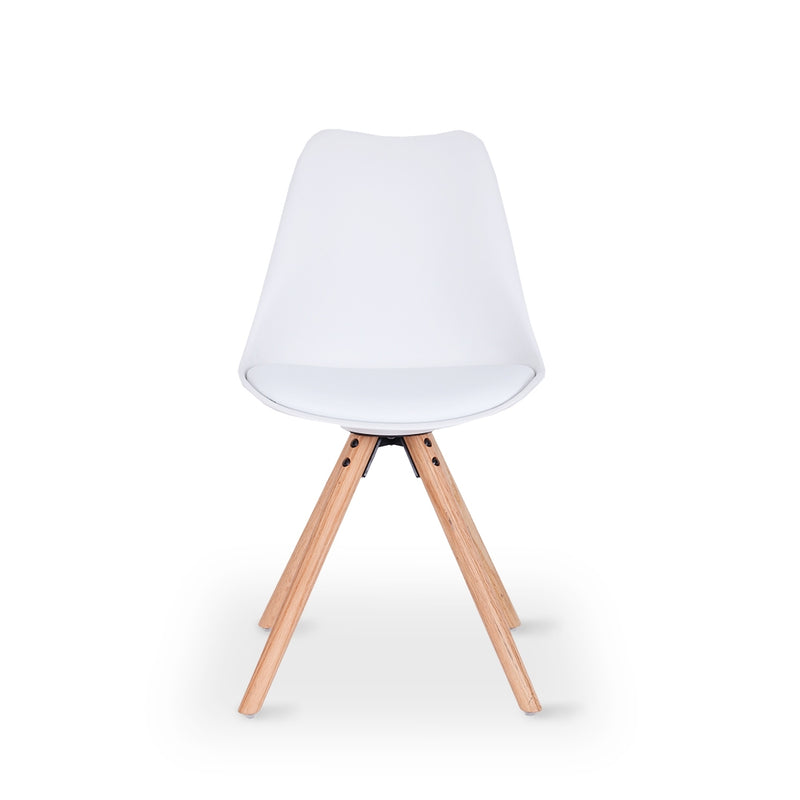 Orbit Dining Chair - White *PREORDER*
