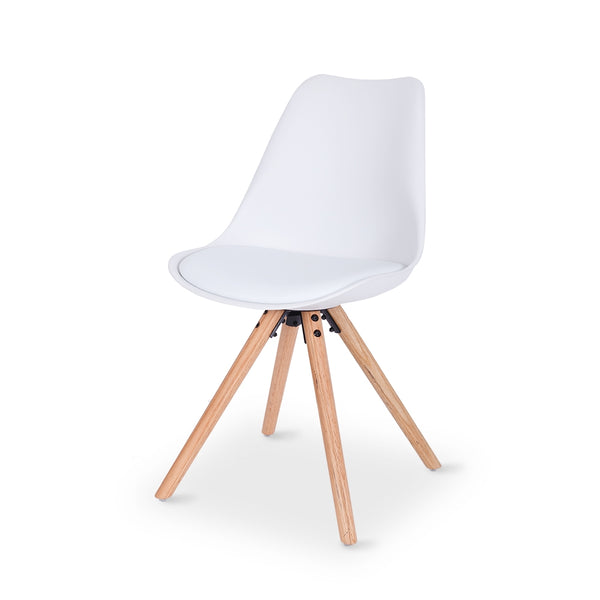 Orbit Dining Chair - White