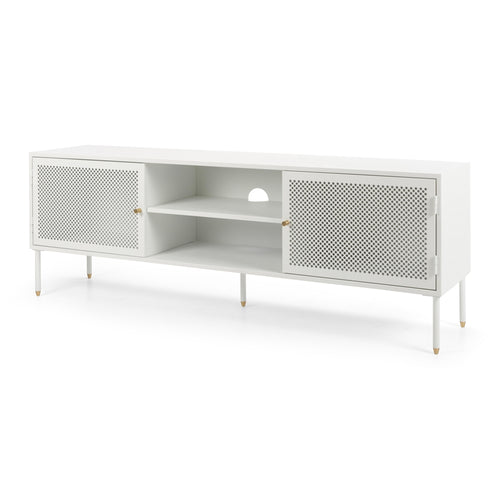 Dawn TV Unit 160 - White