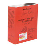 Cake Mix - Coconut Raspberry Kaffir Lime